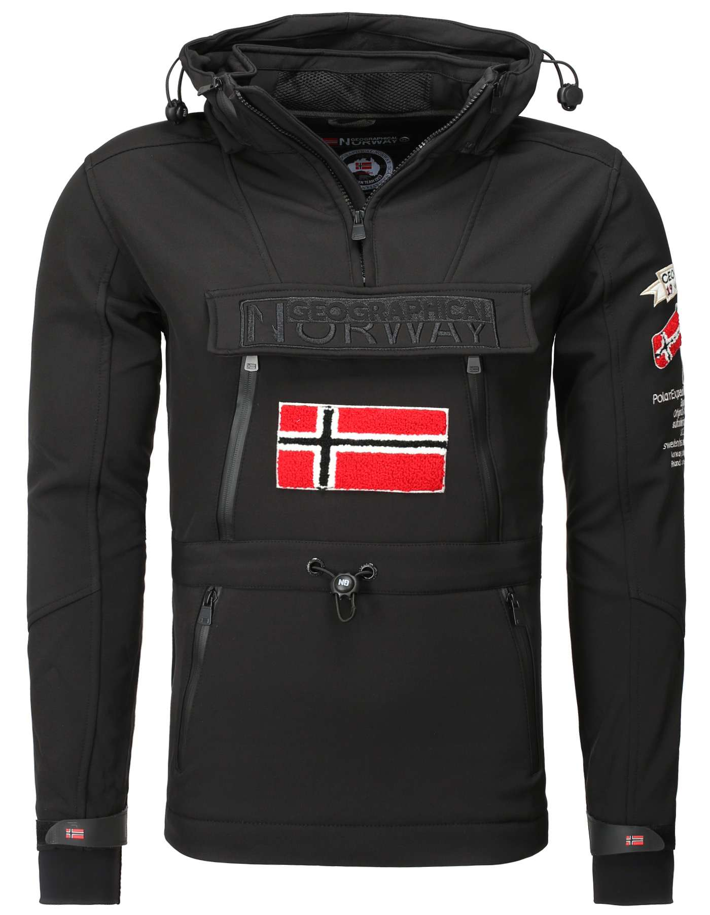 Geographical Softshell Geographical Norway Tuilding Softshell Tuilding Norway Softshell Veste Veste nOXH46Xq