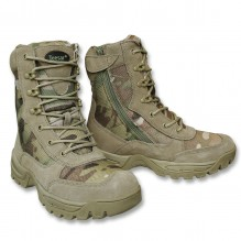 Bottes tactiques TACTICAL BOOT M.YKK ZIPPER