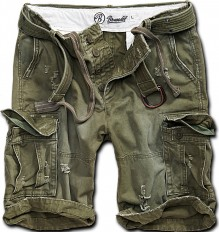 Short Cargo militaire Shell Valley Heavy Vintage