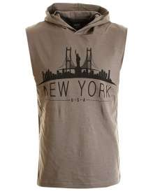 T-shirt sans manches New York