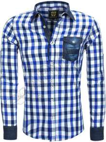 Chemise manches longues Sergei