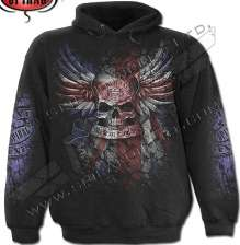 UNION WRATH Hooded