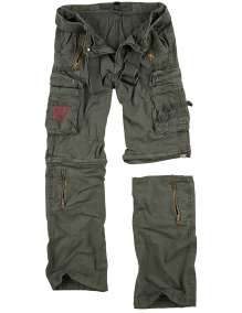 Pantalon militaire Royal OUTBACK ZIP OFF