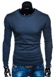 Hommes sweat-shirt B874