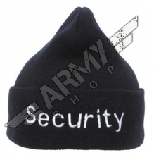 Bonnet tricoté Security