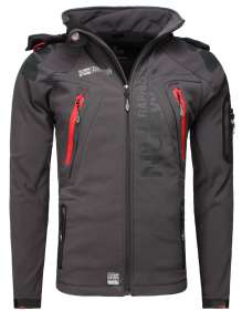 Softshell Veste Geographical Norway Tangata