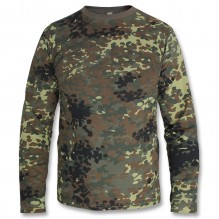 T-shirt manches longues Camoflage