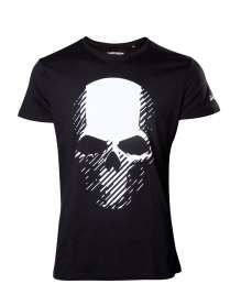 T-shirt hommes GHOST RECON WILDLANDS - BIG SKULL LOGO T-SHIRT