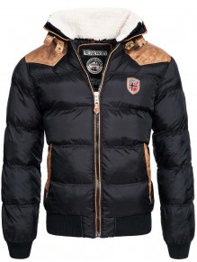 Geographical Norway Veste d'hiver Alenou
