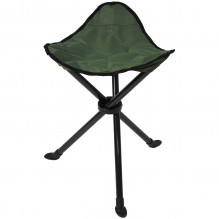 Folding stool, tripod - carrying strap