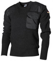 Pull militaire BW
