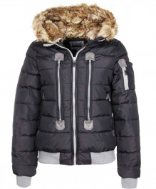 Winter Stepp hooded jacket Jane