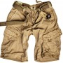 Pantalon court homme Take Off 3 - Beige