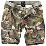 JET LAG Cargo Shorts SO16-18 - Tropical camouflage