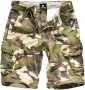 Pantalon court homme Take Off 3 - Woodland camouflage