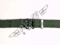 US BDU belt with a buckle - 3 cm - Olive